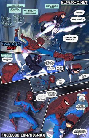 Spiderman Hentai