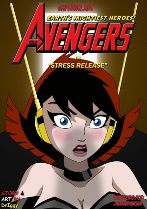 The Avengers Stress Release