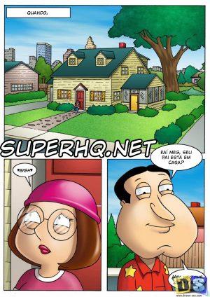 Meg Gets Laid