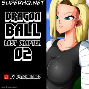 Dragon Ball Lost Chapter 2